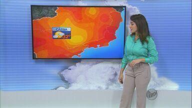Confira a previsão do tempo no Sul de Minas para este domingo (28) - Confira a previsão do tempo no Sul de Minas para este domingo (28)