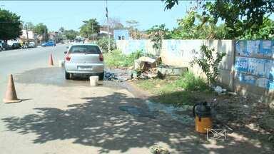 Lava-jatos usam espaços públicos em São Luís - Blitz Urbana diz vai enviar equipes ao local