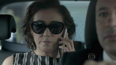 Império - Capítulo de segunda-feira, dia 29/12/2014, na íntegra - Maria Marta acredita que Zé Alfredo esteja vivo