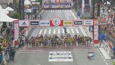 90ª Corrida de São Silvestre ocorre nesta quarta-feira (31) em São Paulo - 90ª Corrida de São Silvestre ocorre nesta quarta-feira (31) em São Paulo