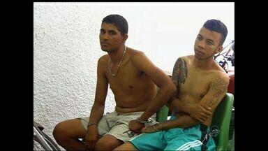Operação prende suspeitos de tráfico e homicídio, em Barbalha - Operação foi realizada nesta terça-feira.