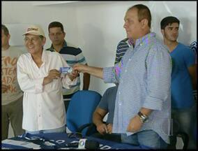 Novos integrantes do Goytacaz são apresentados em Campos, no RJ - Novo técnico já é conhecido da região.