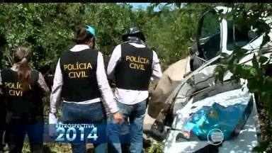 Retrospectiva 2014: relembre as principais notícias sobre acidentes no Piauí - Retrospectiva 2014: relembre as principais notícias sobre acidentes no Piauí