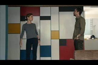 Tania esconde segredo sobre seu filho para o marido - Hugo não imagina que o filho não é seu