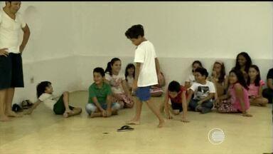 Casa da Cultura conta com programação de férias com arte e dança - Casa da Cultura conta com programação de férias com arte e dança