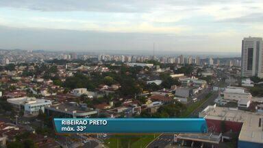Quarta-feira amanhece ensolorada, mas dia deve ser chuvoso em Ribeirão - Em Bebedouro, o tempo deve melhorar até sexta-feira.