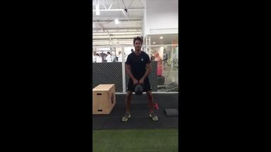 Raphael Viana mostra treino - Confira!