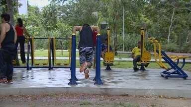 Exercícios ajudam desintoxicar organismo, afirma nutricionista em Manaus - Consumo de alimentos saudáveis também deve ser adotado