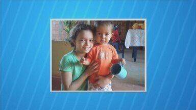 Polícia conclui laudo sobre a morte de criança atropelada pelo pai em Corumbiara - Acidente aconteceu na frente da casa do garoto, atropelado pelo pai, que dirigia um caminhão.