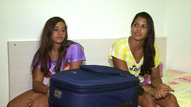 Sanny Marques segue os passos da irmã e vai treinar no Paraná - Sanny Marques segue os passos da irmã e vai treinar no Paraná