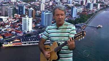 Cantor Lula Ribeiro participa de projeto musical - Cantor Lula Ribeiro participa de projeto musical