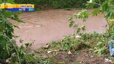 Encontrado corpo de adolescente que sumiu em temporal em Santa Cruz do Sul, RS - Ele tomava banho em um arroio quando o temporal começou.