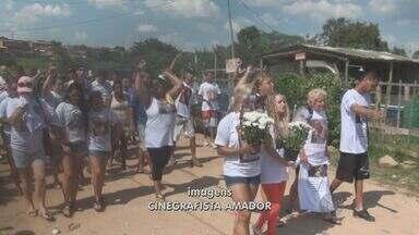 Moradores lembram primeiro ano de chacina com carreata em Campinas - Doze pessoas morreram na região do bairro Vida Nova no dia 12 de janeiro de 2014.