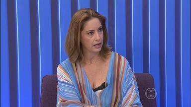 Psicóloga Luciana Gropo orienta sobre como lidar com a agressividade dos filhos - Se são crianças, batem, jogam brinquedos, partem pra cima até dos adultos.