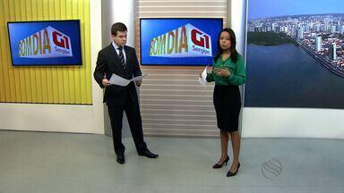 Confira os destaques das últimas horas do G1 Sergipe - Confira os destaques das últimas horas do G1 Sergipe.