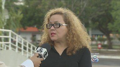 Operação da PM e Prefeitura vistoria estabelecimentos comerciais em Macapá - A operação de combate à criminalidade realizada pela Polícia Militar em Macapá e Santana, também reuniu outros parceiros como a prefeitura da capital