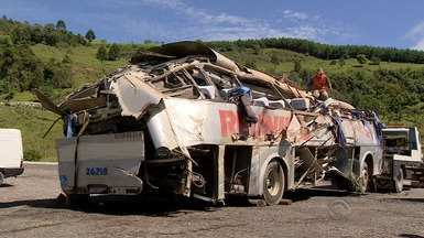 Acidente em Santa Catarina mata nove gaúchos da Região de Passo Fundo, RS - Velórios ocorrem em Passo Fundo, Soledade, Marau e Carazinho. Ao menos 12 pessoas seguem internadas.