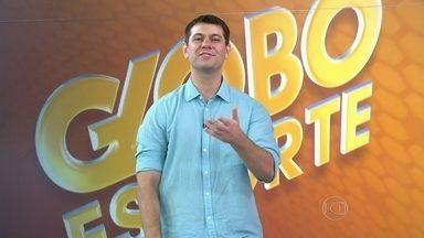 Globo Esporte SP - 12/01/2015 - Segundo bloco - Globo Esporte SP - 12/01/2015 - Segundo bloco