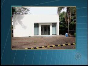 Polícia procura bandido que colocou dinamite em agência bancária - Caso foi registrado em Lucélia.