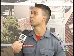 Corpo de Bombeiros alerta sobre os perigos das caixas de marimbondo - No ano passado, o Corpo de Bombeiros registrou 90 pedidos para retirar caixas de marimbondo.