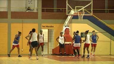 Maranhão Basquete intensifica treinos para volta da LBF - Em primeiros jogos, ainda em 2014, equipe fez boa campanha e quer seguir assim na competição