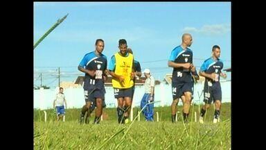 Crac treina de olho no Caldas Novas, adversário na estreia do Goianão - Sob comando do técnico Mauro Ovelha, Leão do Sul mira o estadual