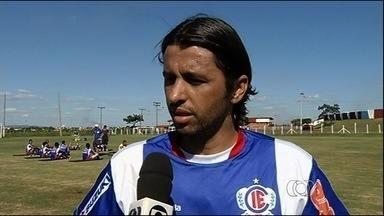 Rodrigo Calaça é uma das caras conhecidas no elenco do Itumbiara - Goleiro disputará o Campeonato Goiano pelo Gigante da Fronteira