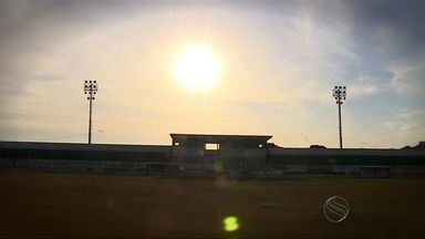 Série Estádios: conheça o Barretão, a casa do Lagarto no estadual - Série Estádios: conheça o Barretão, a casa do Lagarto no estadual
