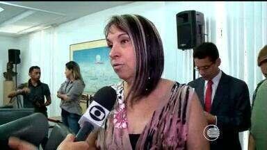 Secretária Nacional do Ministério da Justiça vem ao Piauí para definir plano de segurança - Secretária Nacional de Segurança vem ao Piauí para definir plano de segurança do estado