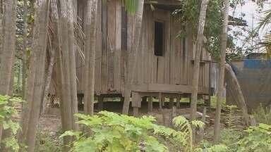 Moradores do distrito de Abunã estão com medo de enfrentar nova enchente - No distrito de Abunã, a 250 quilômetros de Porto Velho, os moradores estão com medo de enfrentar uma enchente com as mesmas proporções do ano passado. A Defesa Civil está cadastrando as famílias que vivem em áreas de risco.