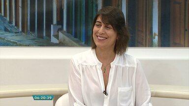 Dermatologista fala sobre a importância da transpiração - Veja a entrevista com a dermatologista MAria Silvia Laborne.
