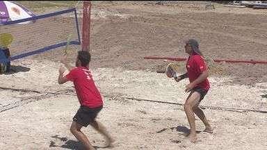 Arena Esporte e Cia atrai turistas e moradoes em Peruíbe - Local é opção para quem quer se divertir e praticar esportes ao mesmo tempo