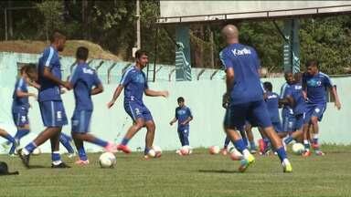 Londrina pronto para encarar Cruzeiro - Campeão paranaense enfrenta vencedor do Brasileirão em amistoso preparatório