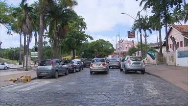 A partir de domingo, seis bloqueios serão montados no Sítio Histórico de Olinda - Prefeitura passa a controlar acesso de veículos à cidade neste período de prévias carnavalescas.
