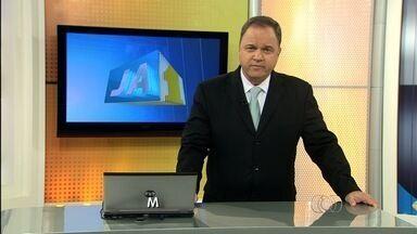 Confira os destaques do Jornal Anhanguera 1ª Edição deste sábado (17) - A invasão das obras da maternidade de Aparecida de Goiânia, por parte do MST, está entre os destaques deste sábado (17).