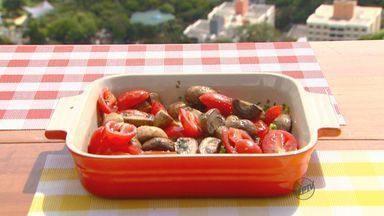 Aprenda a fazer uma salada Comendador Vicente Amato - Aprenda a fazer uma salada Comendador Vicente Amato