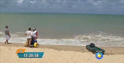 Diversão a beira mar para deficientes físicos - Projeto reúne várias atividades que beneficiam a saúde e ajudam a socializar.