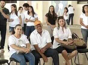 Amigos e familiares de taxista assassinado em Palmas se mobilizam contra a violência - Amigos e familiares de taxista assassinado em Palmas se mobilizam contra a violência