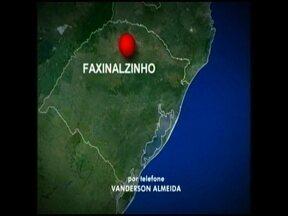 Desentendimento entre índios e agricultores, em Faxinalzinho, deixa igreja de - AUDIO INDIOSDesentendimento entre índios e agricultores, em Faxinalzinho, deixa igreja destruída