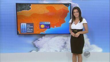 Confira a previsão do tempo no Sul de Minas para este domingo (18) - Confira a previsão do tempo no Sul de Minas para este domingo (18)