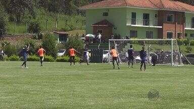 Caldense fica no 1 a 1 contra o Santo André e segue invicta em jogos-treino - Caldense fica no 1 a 1 contra o Santo André e segue invicta em jogos-treino
