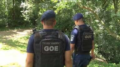 Homem é morto pela Guarda Municipal após tentar estuprar uma jovem em parque - A tentativa aconteceu no Parque Barigui, sendo que após convencer o suspeito a não praticar o crime, a vítima denunciou o caso para a GM.