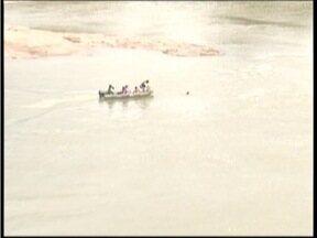 Encontrado corpo do adolescente desaparecido no rio Jequitinhonha em Almenara - Ele estava desaparecido desde a última quinta-feira (15)