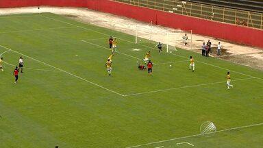 Vitória vence a Jacuipense em jogo-treino no Barradão - Veja como foi a partida.