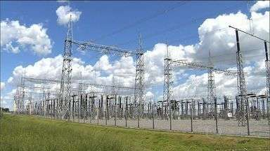 Apagão atinge cidades do interior do ES - Escelsa informou que mais de 127 mil imóveis tiveram o sistema interrompido.