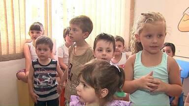 Colônias de Férias estão lotadas em Ponta Grossa - Brincadeiras educativas e divertidas distraem as crianças durante as férias