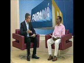 Secretário responde perguntas de telespectador sobre GM - O secretário de Defesa Social de Londrina, Rubens Guimarães, esclareceu dúvidas enviadas pelos telespectadores sobre o trabalho da Guarda Municipal.