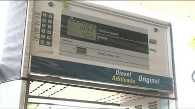 O governo federal anuncia reajuste nos principais derivados do pertóleo - Nas bombas o preço ainda não subiu, mas a partir de 1º de fevereiro os combustíveis vão ficar mais caros.