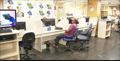 Falha no sistema de emissão de Carteira de Trabalho causa transtornos na Paraíba - Trabalhadores reclamam do risco de desemprego por causa da demora em receber o documento.