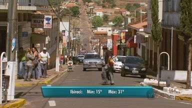 Confira a previsão do tempo para esta quarta-feira (21) no Sul de Minas - Confira a previsão do tempo para esta quarta-feira (21) no Sul de Minas